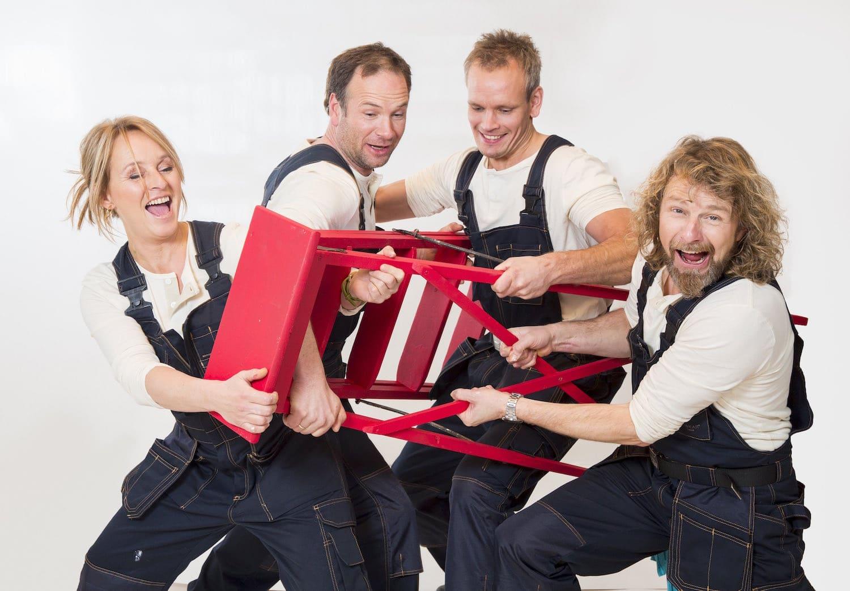 Tid for hjem, 2013, Kjersti Bergesen, Andreas Nygaard, Gunnar Fjellstad, Einar Nilsson