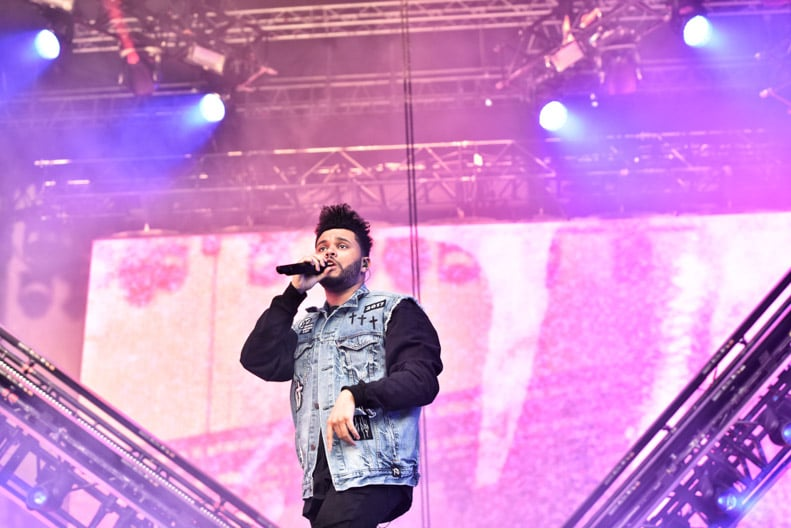 The Weeknd på Koengen