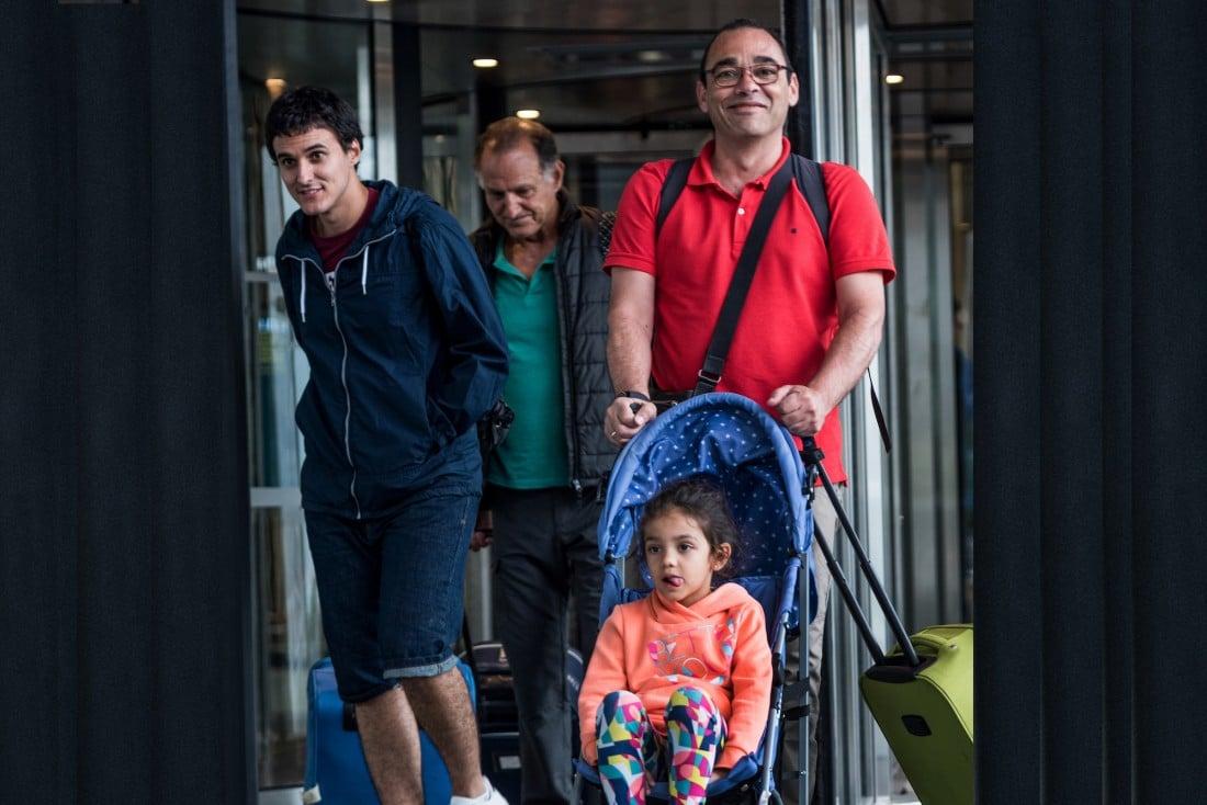 sikkerhetskontrollen bergen lufthavn