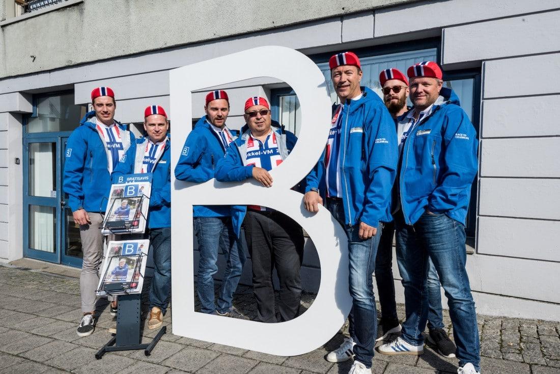 Velkommen til VM-camp i Bergensmagasinet!