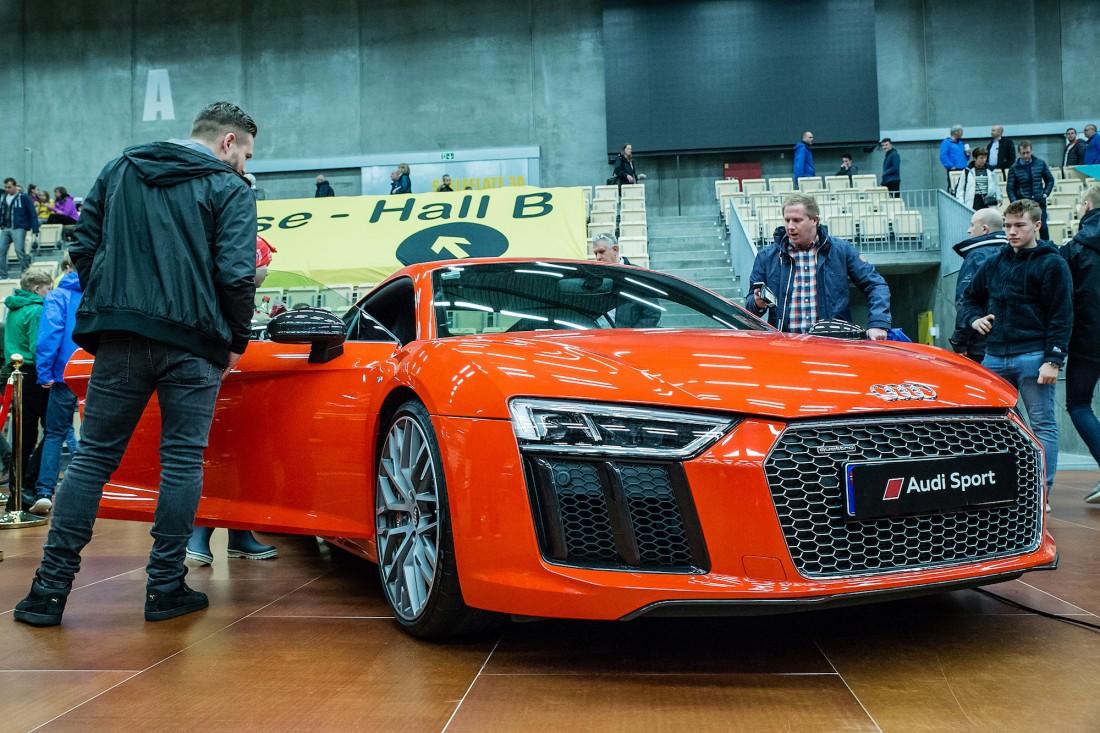 Audi Sport R8 - Møller Bil