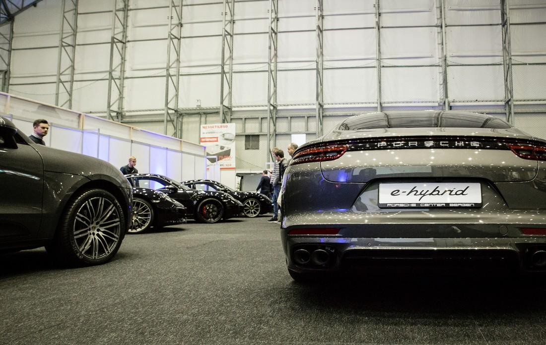 Porsche e-hybrid - Porsche Center Bergen