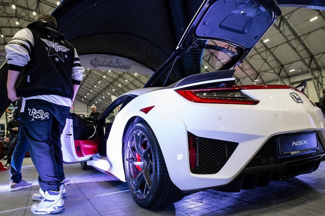 Honda NSX - Autosalg