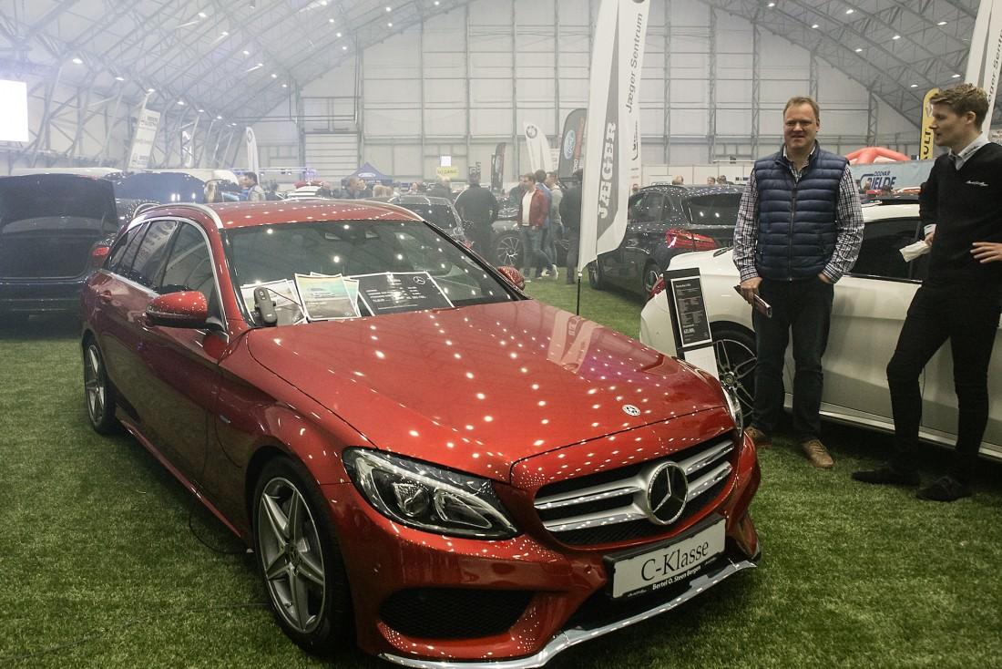 Mercedes Benz C-klasse - Bertel O. Steen