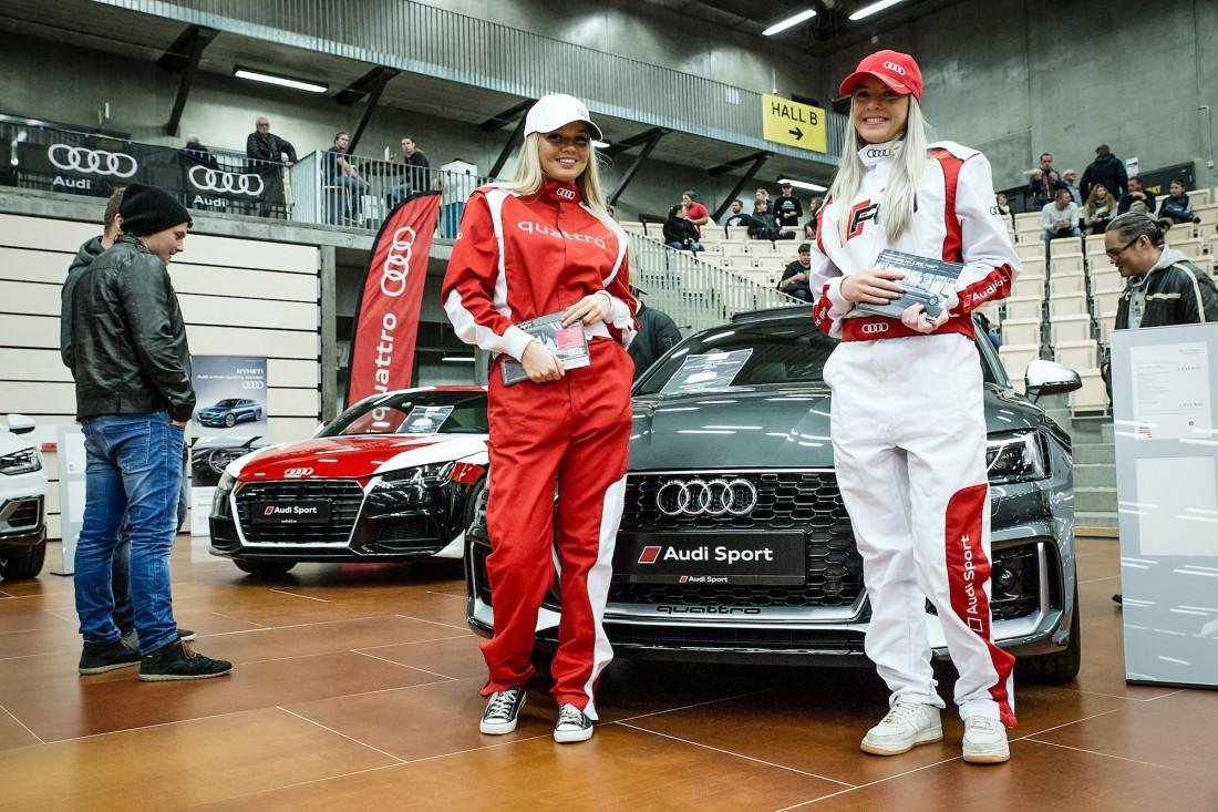 Audi Sport Quattro RS5 - Møller Bil