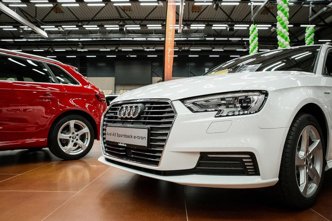 Audi A3 Sportback e-tron - Møller Bil