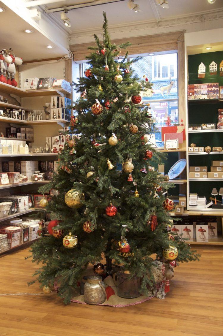 Fra mega Kunstig eller ekte juletre? | Bergensmagasinet.no QG-61