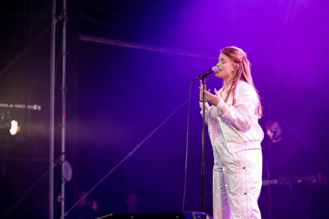 Halie (Bergenfest 2018, dag 5)