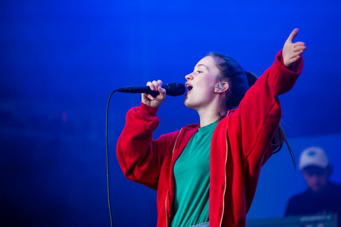 Sigrid (Bergenfest 2018, dag 5)