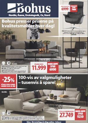 Bohus Kundeavis Uke 25