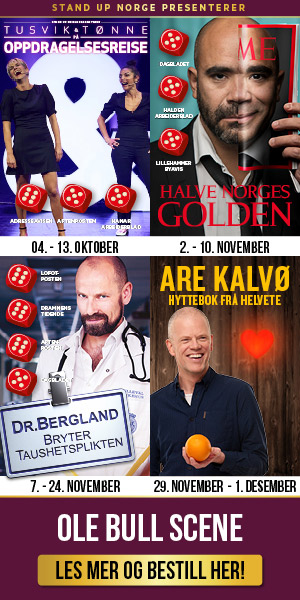 Stand Up Norge