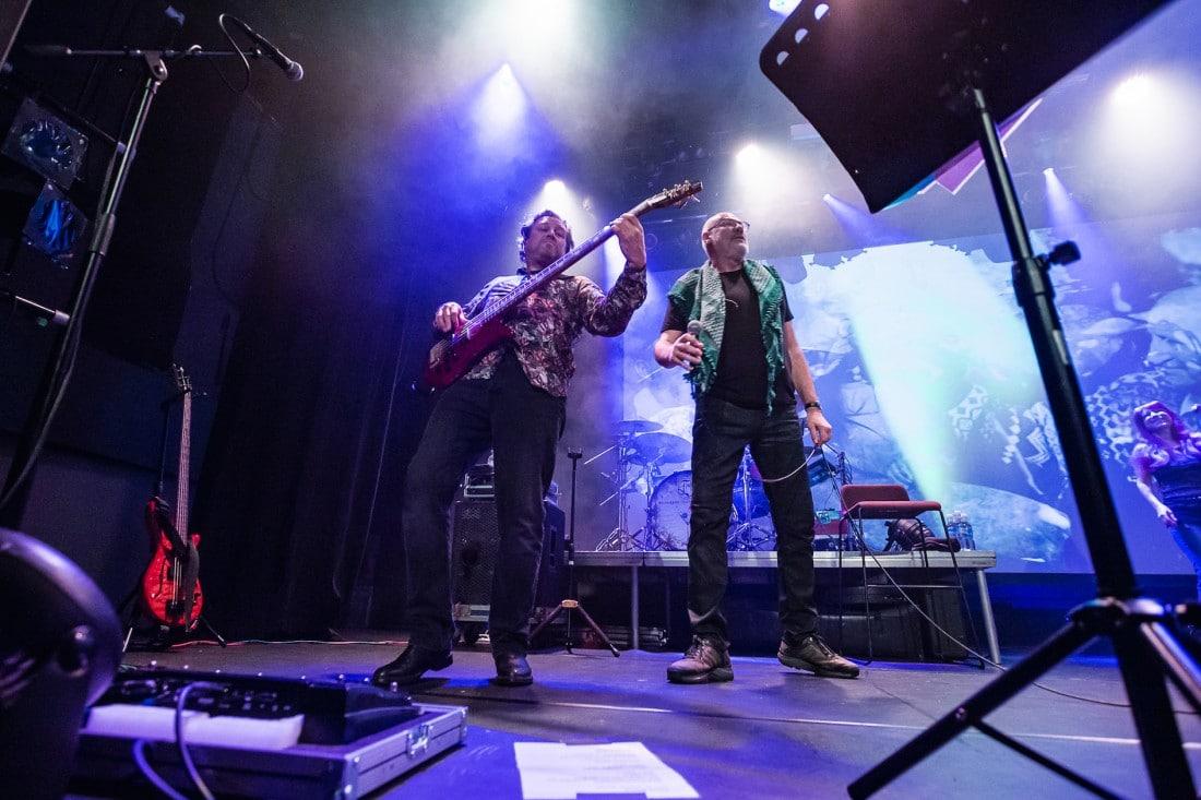 Steve Vantsis og Fish (foto: Roy Bjørge)