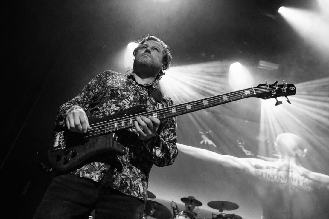 Steve Vantsis (foto: Roy Bjørge)