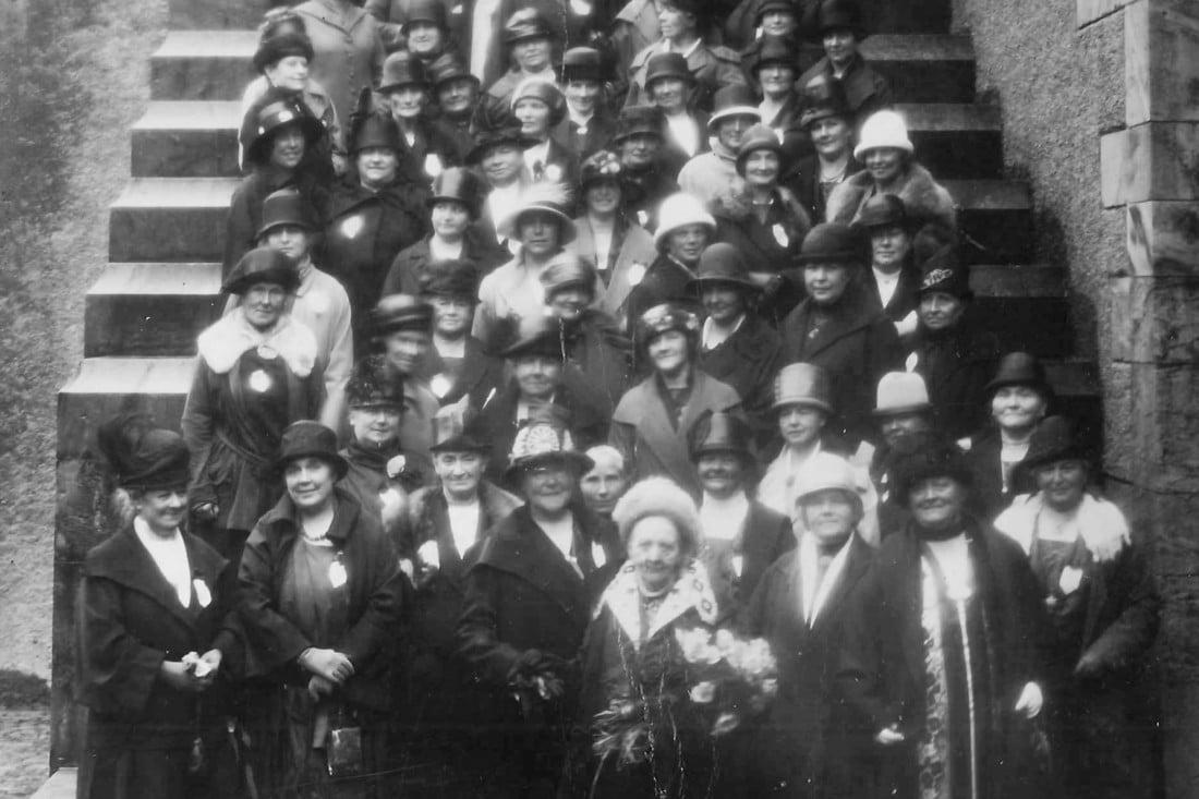LANDSMØTE I BERGEN, 1925