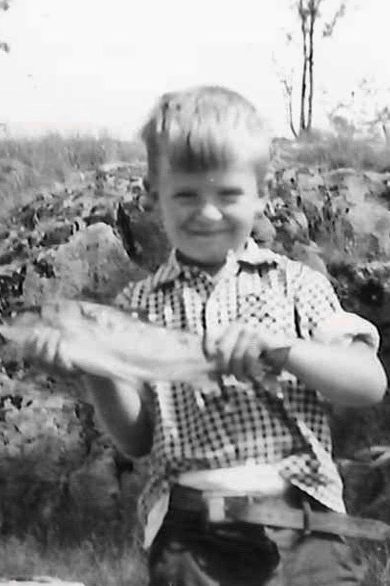 EN DREVEN FISKER