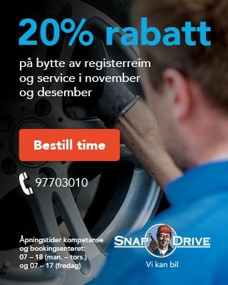 SnapDrive 20% rabatt